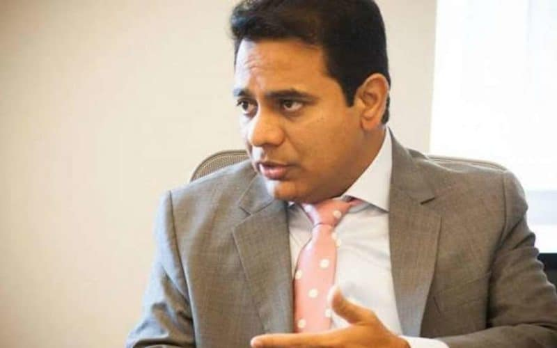 Make the public transport the first choice for travel: KTR