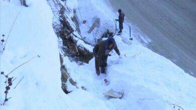 Photo of Heavy snowfall disrupts normal life in Shimla