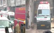 Delhi: 32 dead as fire breaks out in factory in Anaj Mandi