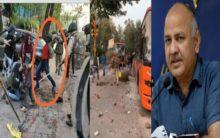 Manish Sisodia levels allegation against police, shares videos