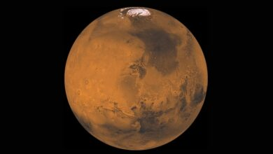 Photo of Scientists map winds in upper atmosphere of Mars for first time