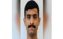 Saudi suspect host dinner party to watch his mass shooting video