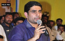Nara Lokesh lashes out at Jagan-led govt over Padmaja's arrest