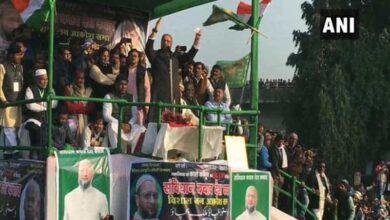Photo of Bihar: Owaisi urges Nitish Kumar to sever ties with BJP