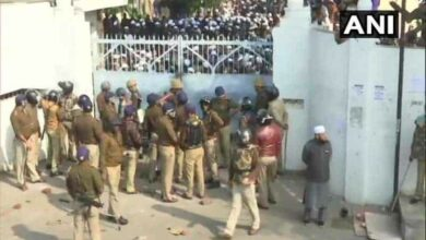 Photo of Protest erupts at Lucknow's Nadwa College against CAA
