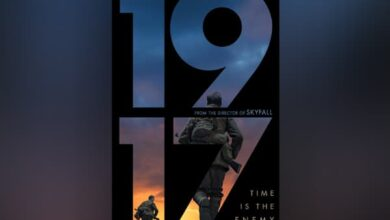 Photo of First look poster of '1917' out