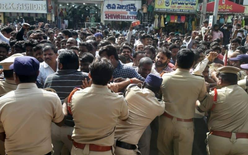 Fury in India over new rape-murder case