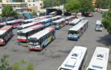Post TSRTC strike: 50 pc buses require repair