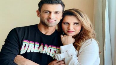 Photo of Sania Mirza reveals how she met Shoaib Malik for the first time