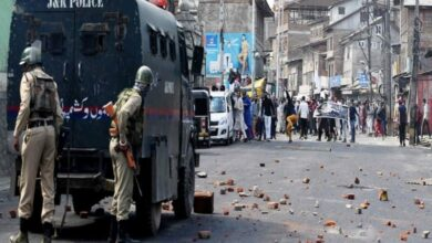 Photo of Considerable decline in stone pelting in J-K this year