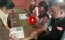 Two teachers fail to read English, get suspended