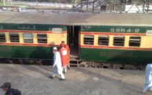 Lahore-Wagah train service resumes operation after 22 years