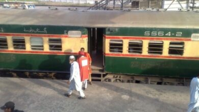 Photo of Lahore-Wagah train service resumes operation after 22 years