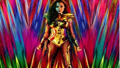 Photo of Gal Gadot in her element in 'Wonder Woman 1984' teaser!