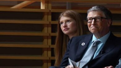 Photo of Bill Gates' eldest daughter set to marry an Egyptian equestrian