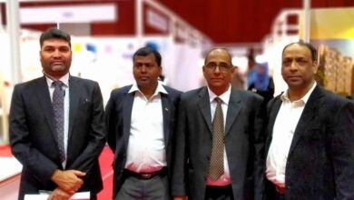 Photo of SIBN delegation attends Indian International Halal Expo