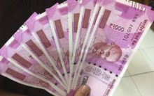 DRI seizes smuggled fake currency of Rs 18.75 lakh