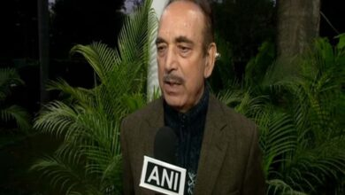 Photo of Students not safe in universities: Ghulam Nabi Azad