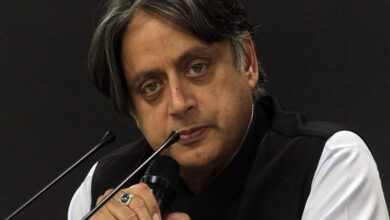 Photo of Facebook row: BJP MP Dubey requests LS speaker to replace Tharoor as head of par panel on IT