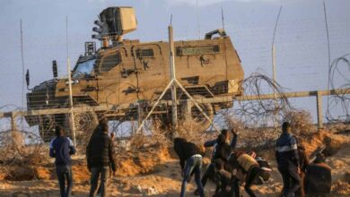 Photo of Israel troops kill 3 Palestinian attackers from Gaza: army