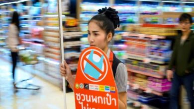 Photo of Thai retailers ban single-use plastic bags