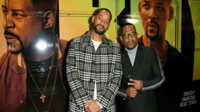 Photo of 'Bad Boys' again do well for Sony, topping N.America box office