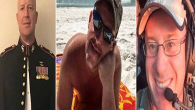 Photo of 3 US firefighters killed in Aus identified