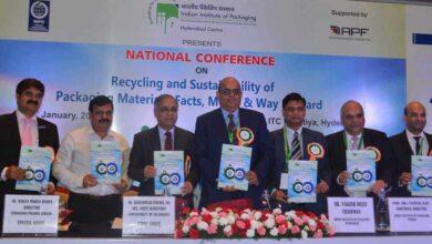 Photo of Hyderabad: Reduce consumption of plastics says Rajesh Tiwari