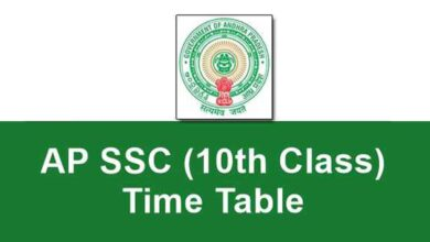 Photo of AP SSC exam schedule released