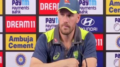 Photo of Challenge for us to keep improving in away conditions: Finch