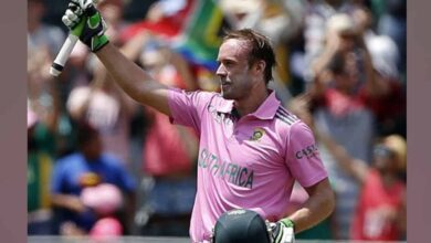 Photo of On this day, AB de Villiers registered fastest century in ODIs