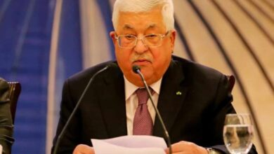 Photo of Palestinian President rejects Middle East plan