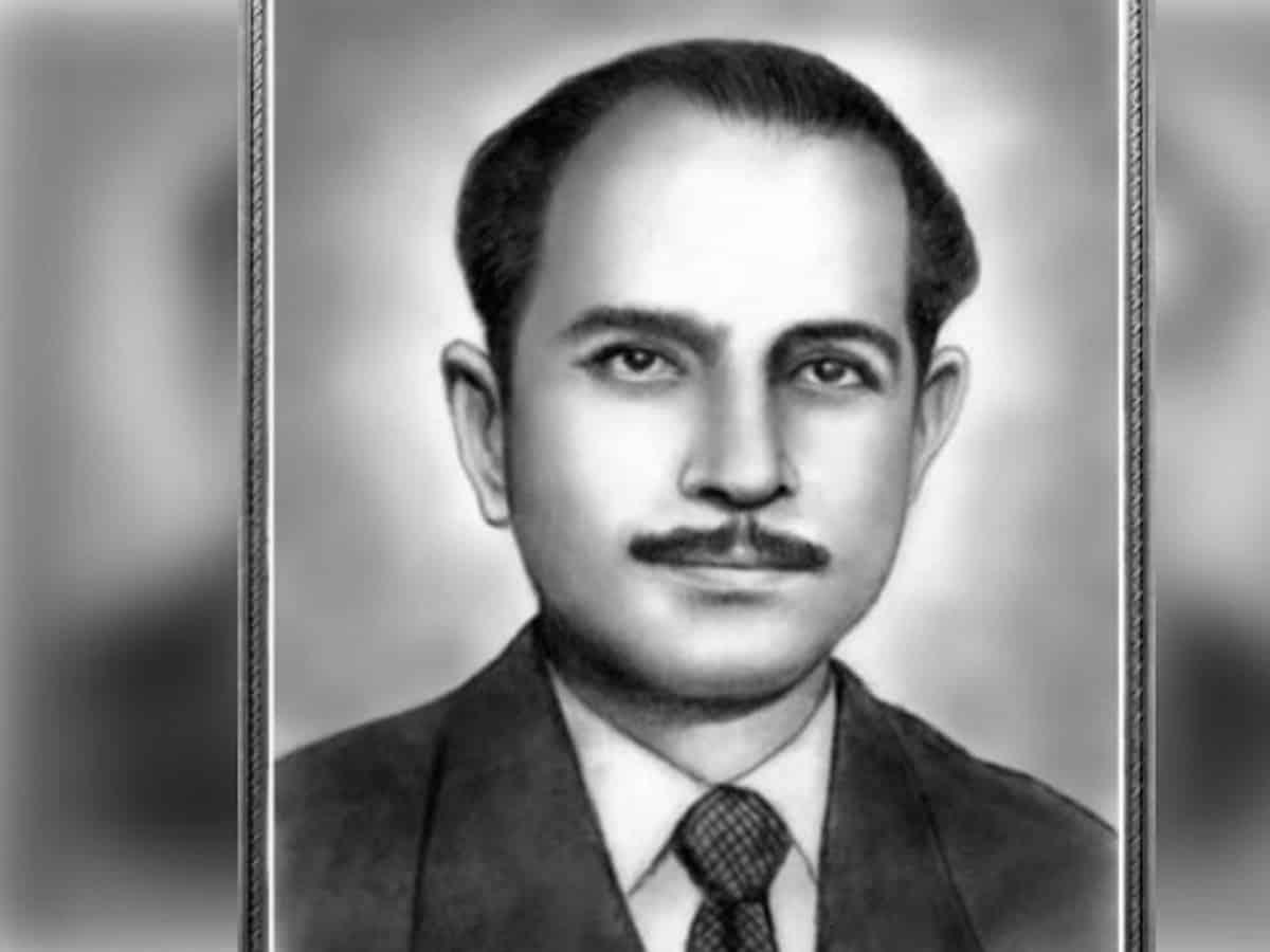 Abid Hasan Safrani