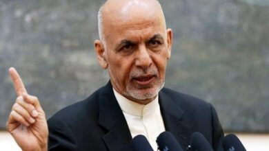 Photo of Afghan Prez briefed by US officials on peace talks with Taliban
