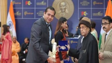 Photo of Mumbai born Ajay Harinath Singh wins Champions of Change Award