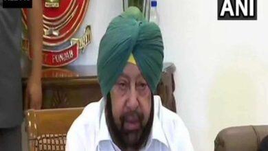 Photo of Ready to lead fight against farm bills: Amarinder