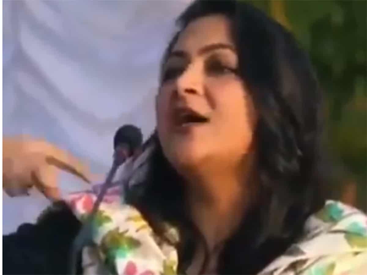 Arfa Khanum