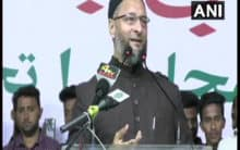 Take money from Congress but vote for me: Asaduddin Owaisi
