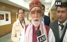 People behind mask were leftists: MoS Choubey on JNU violence