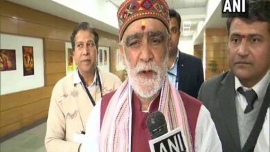 Photo of People behind mask were leftists: MoS Choubey on JNU violence