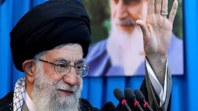 Photo of Khamenei to lead Friday prayers for 1st time since 2012