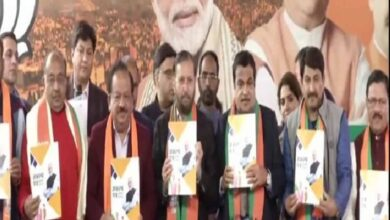 Photo of BJP releases election manifesto for Delhi Assembly polls