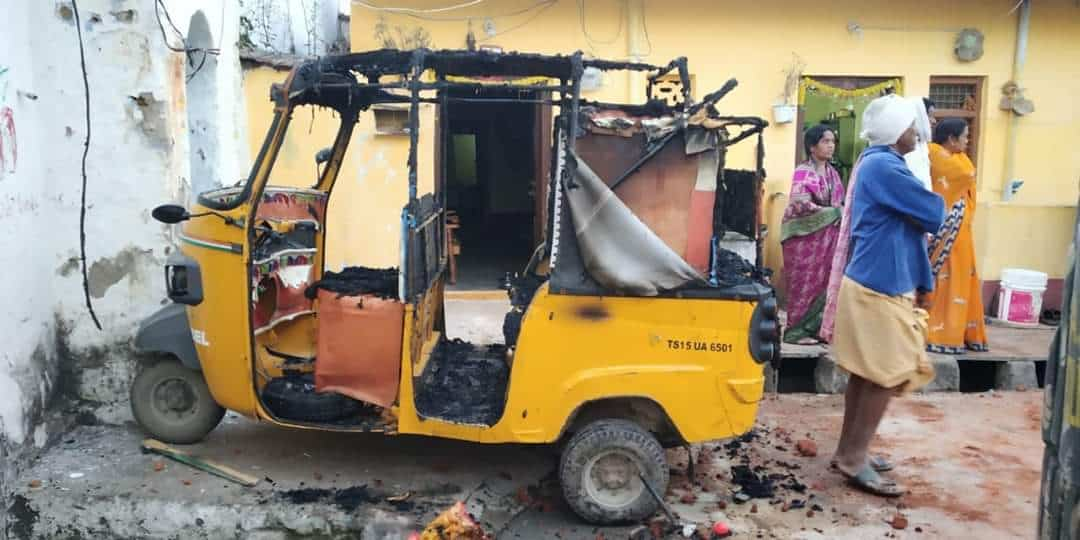 Bhainsa remains tense after overnight communal flare-up