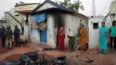 Photo of Bhainsa remains tense after overnight communal flare-up