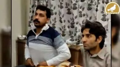 Chandrashekhar Azad arrested in Habeebnagar PS limits