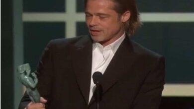 Photo of Brad Pitt clarifies he's not a Tinder user