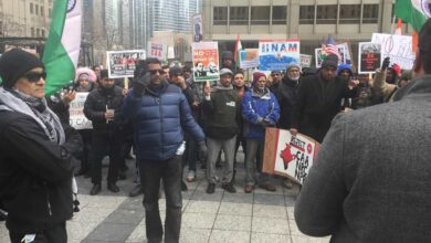 Photo of Indian American Muslim Council organizes rally against CAA