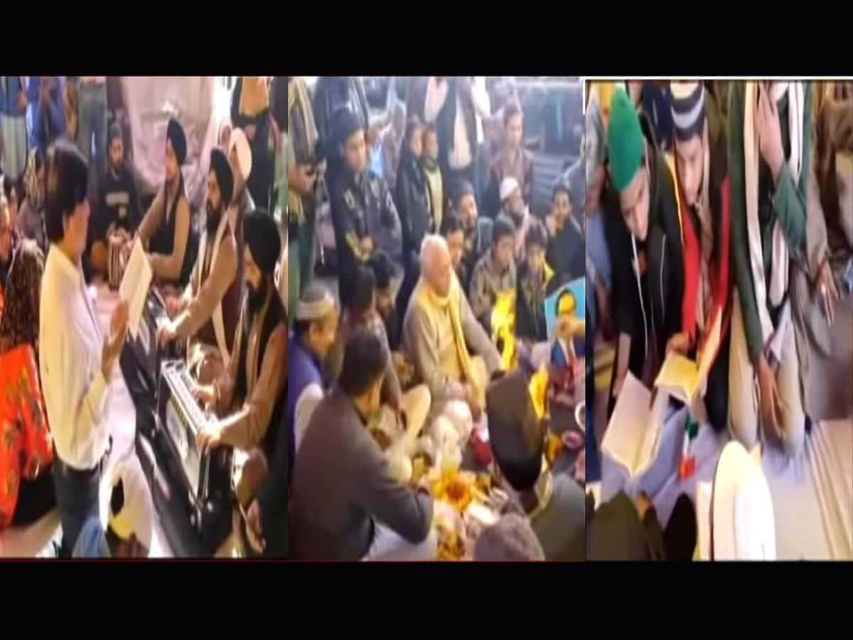 Prayers of various faiths held at Shaheen Bagh