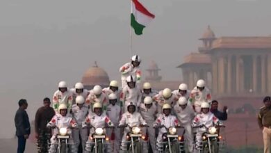Photo of CRPF women bikers to showcase daredevilry in R-Day parade