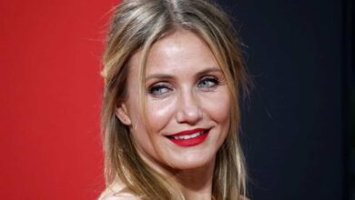Photo of Cameron Diaz spotted for the first time since becoming mom